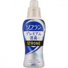 Кондиционер для белья Soflan Aroma Natural STRONG усиленная формула с ароматом цитрусовых 570 мл