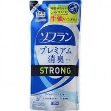 Дезодорирующий кондиционер для белья с цитрусовым ароматом Soflan Strong, LION, запасной блок