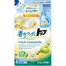 Жидкое средство для стирки Lion «Top Fresh Camomile» (Ромашковое поле)