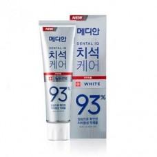 Отбеливающая зубная паста со вкусом мяты Median Toothpaste White, 120 гр,117%