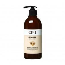 Шампунь для волос глубоко очищающий с экстрактом имбиря Esthetic House Ginger Purifying Shampoo
