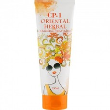 Маска для волос с экстрактами восточных трав Esthetic House CP-1 Oriental Herbal Cleansing Treatment