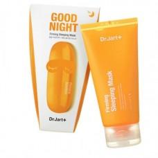 Dr.Jart + Good Night Firming Sleeping Mask 120ml – Укрепляющая ночная маска с морским коллагеном для повышения упругости кожи