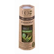 Дезодорант для тела Кора дуба и зелёный чай Deo crystal