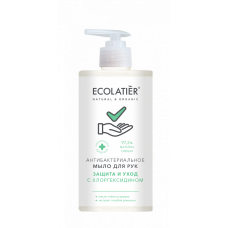 Мыло Антибактериальное для рук с хлоргексидином, 460 мл, Ecolatier