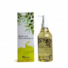 Гидрофильное масло с маслом ОЛИВЫ Elizavecca Natural 90% Olive Cleansing Oil, 300 мл