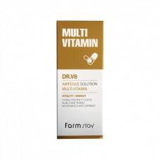 Витаминная сыворотка для лица FarmStay DR-V8 Vitamin Ampoule (30 мл)
