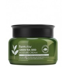 FarmStay Крем увлажняющий с семенами зеленого чая Green Tea Seed Moisture Cream(100 мл)