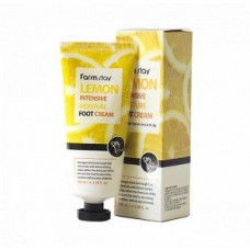 Крем для ног FarmStay Lemon Intensive Moisture Foot Cream