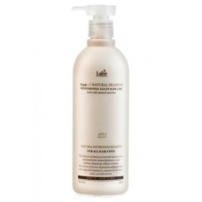 Бессульфатный органический шампунь Triplex Natural Shampoo от Lador (530 мл)