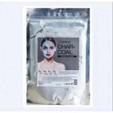 Lindsay Charcoal Modeling Mask Pack очищающая альгинатная маска с древесным углём.
