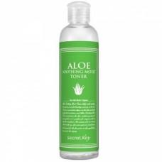 Тонер для лица Secret Key Aloe Soothing Moist Toner