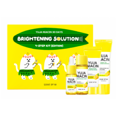 Some By Mi Yuja Niacin 30 Days Brightening Solution 4 - Step Kit Limited Edition