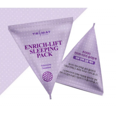 Ночная маска-лифтинг для лица TRIMAY Enrich-Lift Sleeping Pack 3 гр